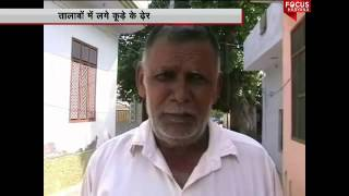 Sansad Adarsh Gram Yojana :reality of development  At  Bhadson Village Indri Karnal