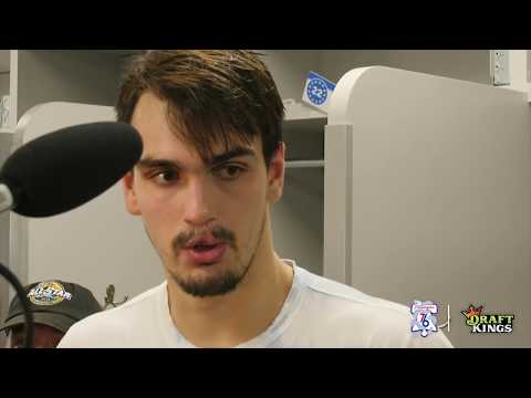 Dario Saric | Postgame at Heat (4.19.18)