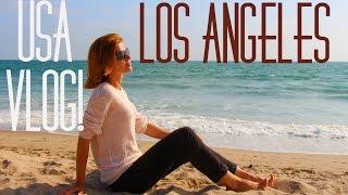USA VLOG/Лос-Анджелес!