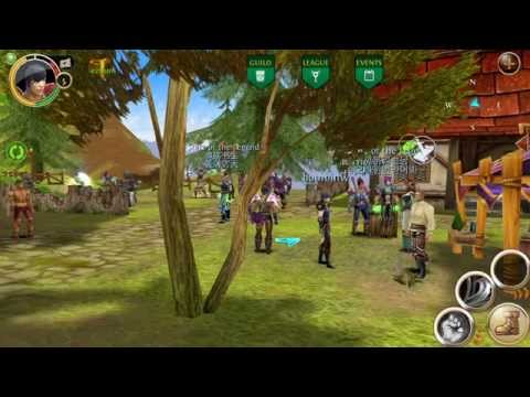 Order And Chaos Online Gameloft Android Gameplay