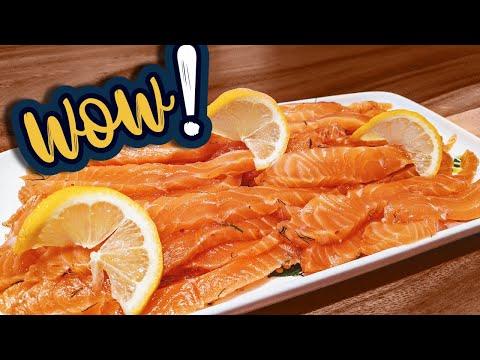 salmon-gravlax---traditional-recipe-/-gravlax-de-saumon---recette-traditionnelle