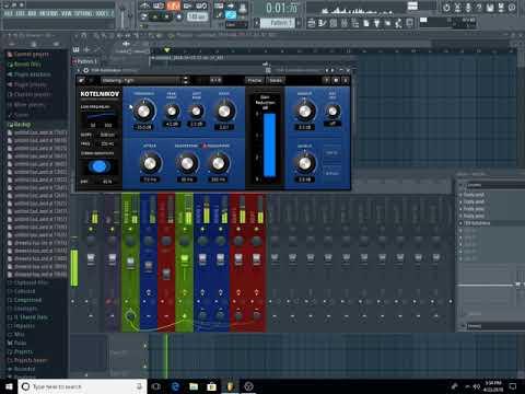 Vocal processing in fl studio 12 | it's so easy | Hindi