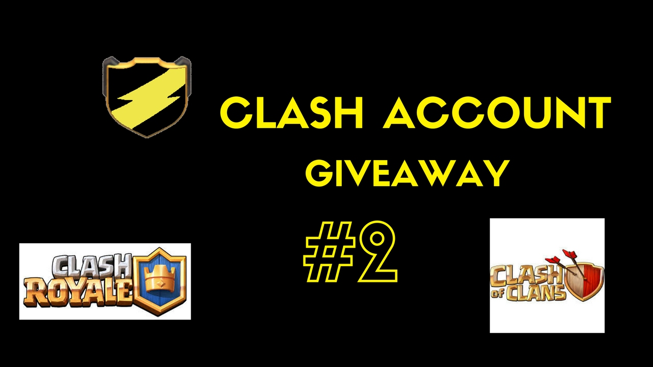 clash of clans account giveaway clash of clans account giveaway 2 youtube 8700