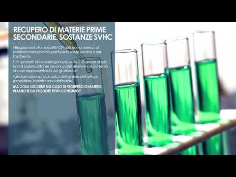 Materie Prime Secondarie SVHC