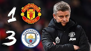 Man united were comfortably beaten 3-1 by city in the carabao cup at old trafford. it was a shambles of performance, saved only an improved second h...