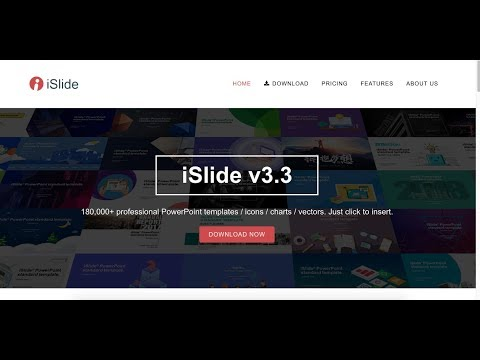 ISlide PowerPoint Template Software Review [FREE]