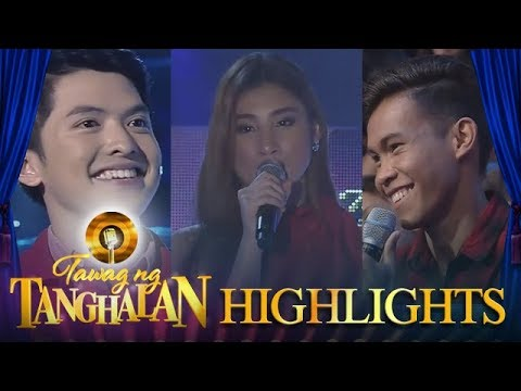 Tawag ng Tanghalan: Arabelle chooses between Christian and Aljun