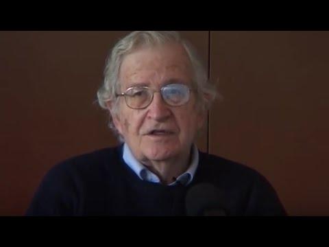 Noam Chomsky - Latin America