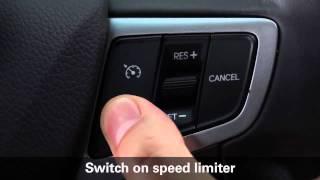 Hyundai i40 Круиз контроль смотреть