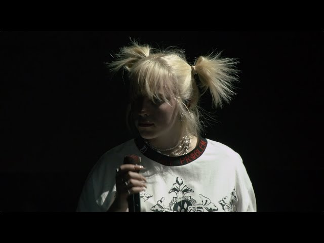 Billie Eilish - No Time To Die (Live From Life Is Beautiful 2021)