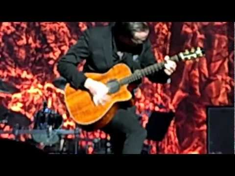 Joe Bonamassa WOKE UP DREAMING live acoustic @ Saban Theatre Beverly Hills 04/17/12
