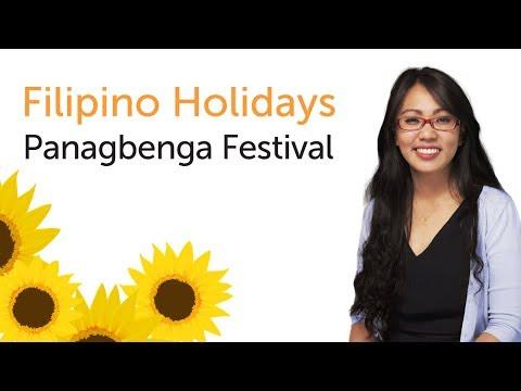 Learn Filipino Holidays - Panagbenga Festival