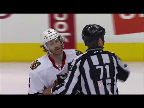 NHL: Dangerous Hits/Shoves/Penalties