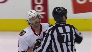 NHL: Dangerous Hits/Shoves/Penalties