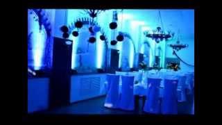 Украшение залов для торжеств в Ростове на Дону