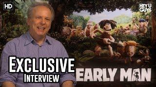 Director Nick Park On Aardman's Animation Early Man