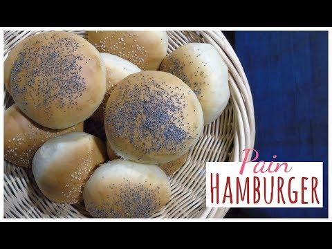 recette-pain-hamburger-maison