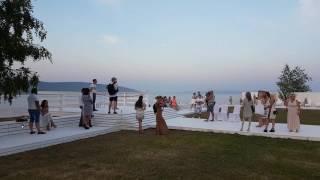 Торжественное открытие Белого берега