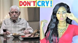 TRY NOT TO CRY CHALLENGE : DADDY TIME TO COME HOME ( Reaction)