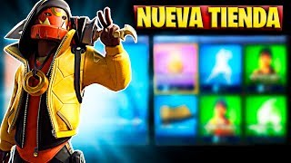 FORTNITE'S NEW STORE TODAY AUGUST 9TH NEW SKIN BY AVISPA OSEA AND FACETA