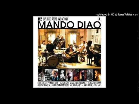 Mando Diao - Sheepdog - MTV Unplugged
