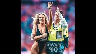 Naked girls run on to the field Liverpool Vs Tottenham Girl Runs Naked In Football Field Youtube