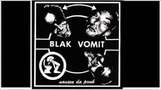 BLAK VOMIT – Nausea Da Punk [Italy, 1993, Full Album]