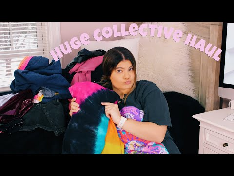 HUGE COLLECTIVE HAUL!(free People, Lfstores, Nordstrom & More)