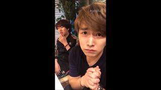 Gambar cover 170521 (ENG SUB) Super Junior Shindong Instalive with Leeteuk, Yesung, Heechul, Kyuhyun, Sungmin