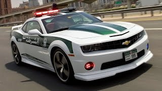 Racing Cars in Dubai Police ?