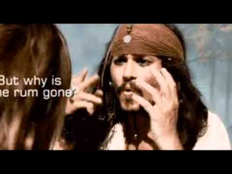 Captain Jack Sparrow Quotes Wallpaper Jack Sparrow Where Is The Rum Gone Youtube