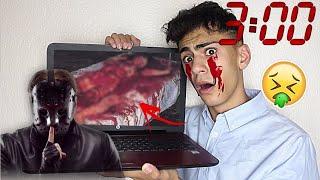 DARK WEB UM 3 UHR NACHTS!  *MÖRDER GEFUNDEN!* 😡