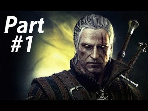 The Witcher 2 Assassin's of Kings [Enhanced Edition] Gamepla