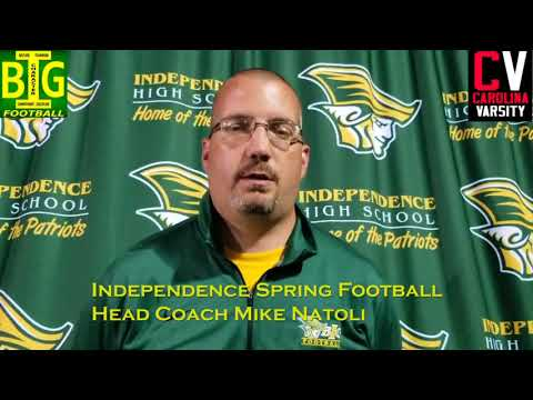 CV Interview - Independence Head Coach Mike Natoli