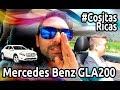 Mercedes Benz GLA 200: Con todos los LUJOS y detalles. NO ME GUSTA, pero...