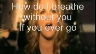 How Do I Live Without You Trisha Yearwood Video And Lyrics