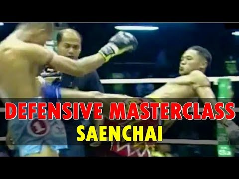 Saenchai: Defensive Masterclass