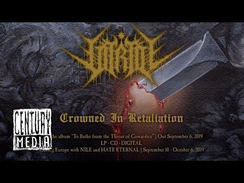 VITRIOL - Crowned In Retaliation (Album Track)
