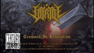 VITRIOL - Crowned In Retaliation (Album Track)