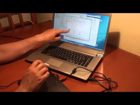 Как прошить планшет через компьютер