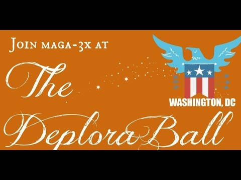 Full Event: THE DEPLORABALL PRESENTED BY MAGA3X - WASHINGTON, DC