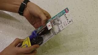 Goot HOT-30R Японський паяльник гарячий ніж для різання полістиролу Розпакування