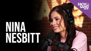 Nina Nesbitt Talks Loyal To Me, Dua Lipa & Miranda Cosgrove