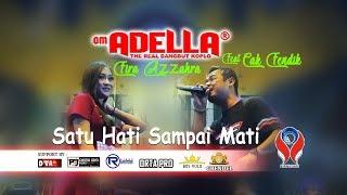 Fira Azzahra Feat Cak Fendik SATU HATI SAMPAI MATI OM. ADELLA LIVE PLOSO JOMBANG KARAOKE VERSION.mp3