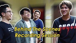 Keseruan Rizky Billar & 3 Composers Saat Rekaman! Coba Tebak Lagu Apa ???