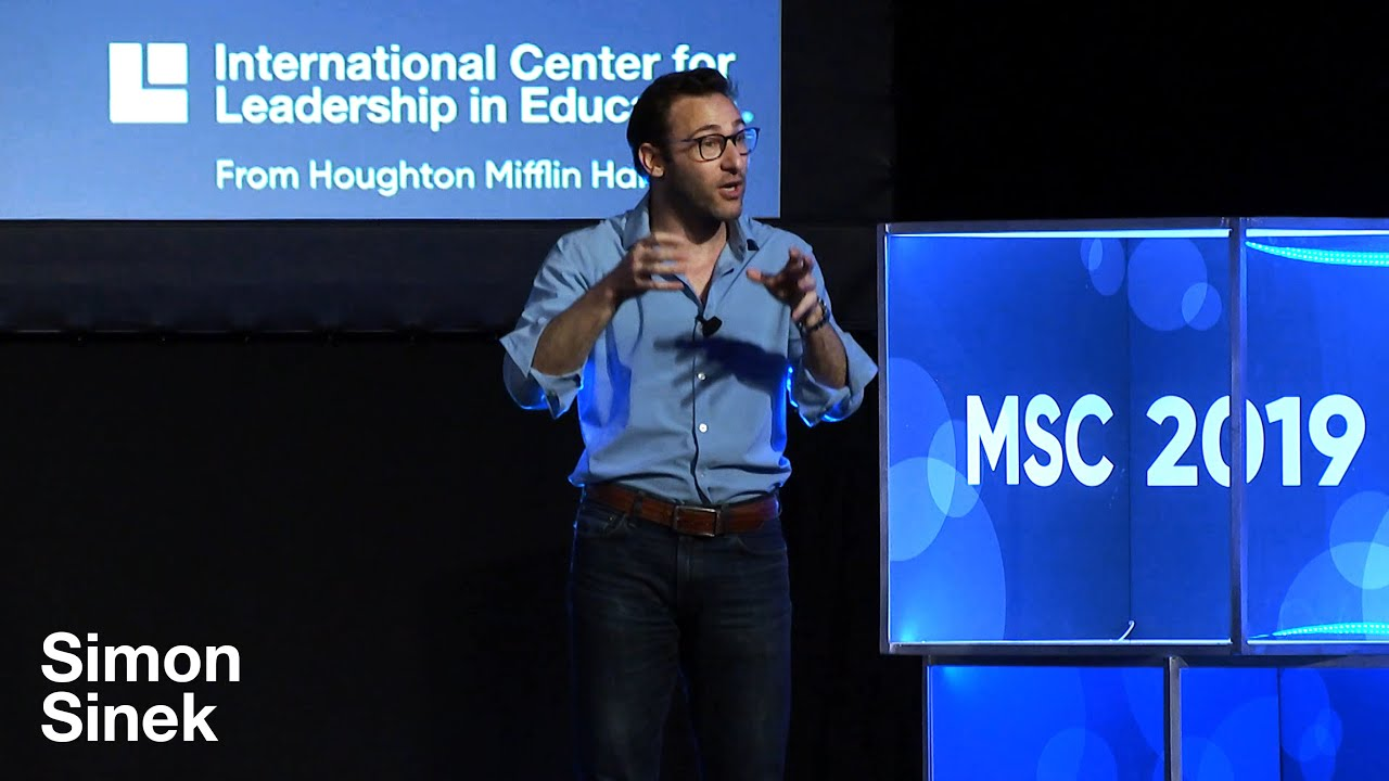 The ONLY Way to Fix Our Education System | Simon Sinek