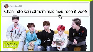 A.C.E replies to fans in PORTUGUESE | #CBL (CALL ME BY YOUR LANGUAGE)