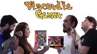 Discordia Gamer The Adventures of Batman & Robin