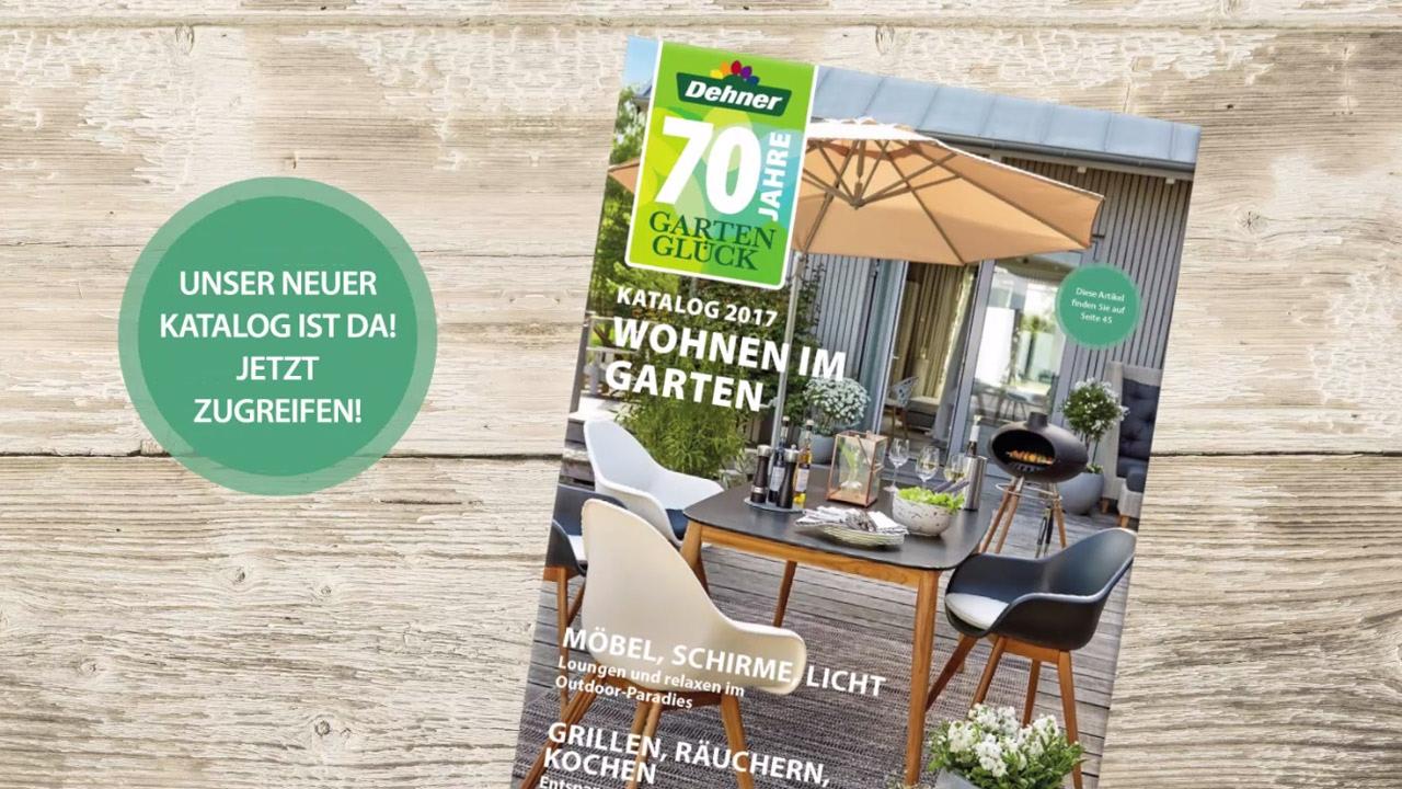 """gartengestaltung katalog die garten trends  - dehner katalog """"wohnen im garten"""""""