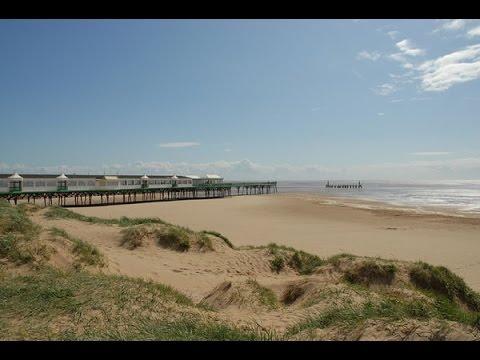 St Annes Beach Lancashire